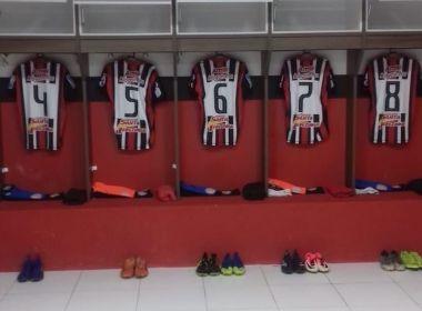 Devido ao atraso de pagamentos, jogadores não se apresentam ao Atlético de Alagoinhas