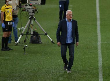 Athletico-PR anuncia a demissão do técnico Dorival Júnior
