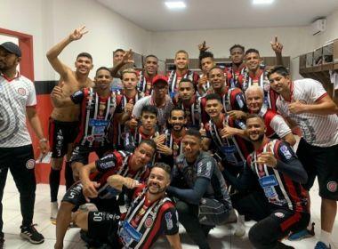 Vitória sobre a Caldense garante o Atlético de Alagoinhas na próxima fase da Série D