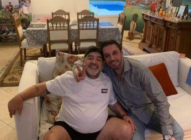 Advogado de Maradona critica demora da ambulância e dos cuidadores do ex-craque
