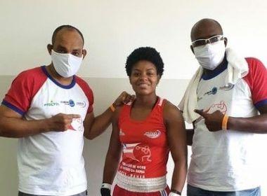 Boxeadora baiana Tatiane Chagas é convidada para a seleção brasileira da modalidade