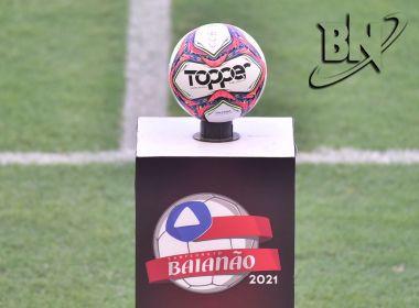 Campeonato Baiano: confira os resultados deste domingo
