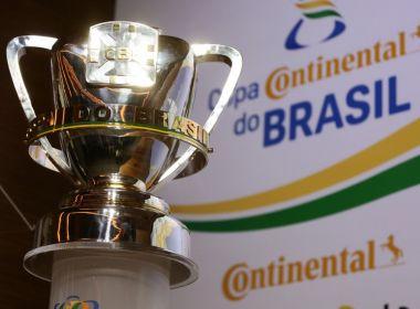 Atlético de Alagoinhas e Juazeirense conhecem seus adversários na Copa do Brasil