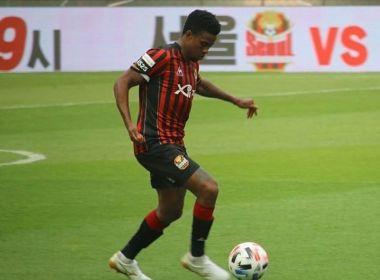 Jacuipense contrata o atacante Adriano Michael Jackson para a temporada 2021