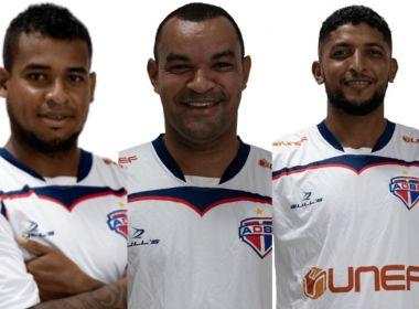 Após 10 anos, Bruninho, Diones e Paulo Paraíba querem novo título com o Bahia de Feira