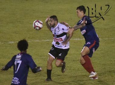 Contraprova dá negativa, Robert é reintegrado ao elenco do Atlético de Alagoinhas