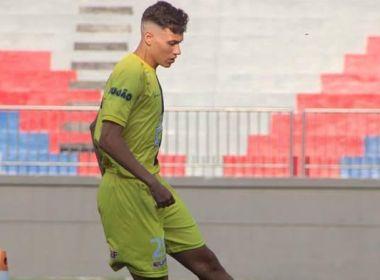 Hebert, do Bahia de Feira, é emprestado para o Atlético-MG