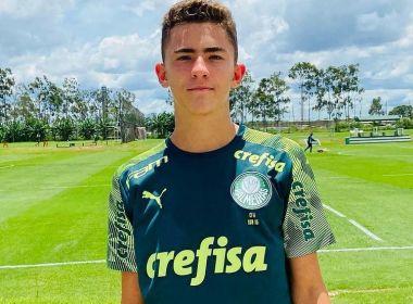 Baiano, Paulo Souto Neto é convocado para a Seleção Brasileira sub-15