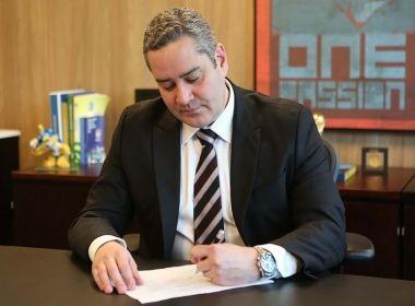 Rogério Caboclo é afastado da presidência da CBF