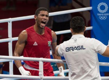 'Do Oiapoque ao Chuí', Hebert Conceição vence cazaque e garante medalha no boxe