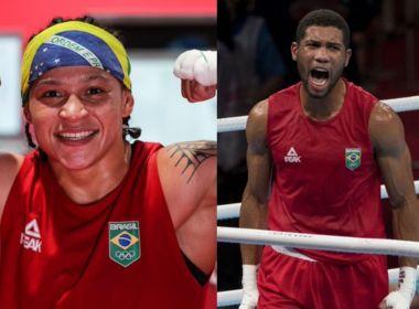 Tóquio-2020: Bia e Hebert vencem semifinais e vão à luta pelo ouro no boxe