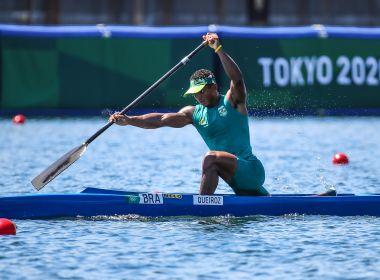 Isaquias rema 'com raiva' e leva ouro para a Bahia e para o Brasil em Tóquio