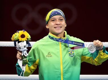 Beatriz Ferreira perde para irlandesa e fica com a prata no boxe: 'Desculpa, Brasil'