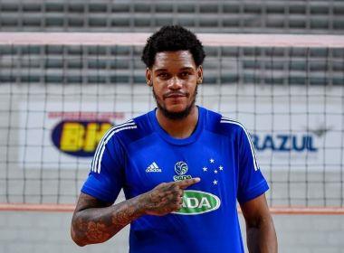 Convocado para a seleção brasileira de vôlei, Cledenílson, o Pingo, é exceção entre baianos