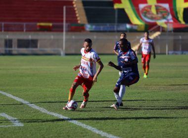 Juazeirense vence Bahia de Feira e se classifica para a próxima fase da Série D