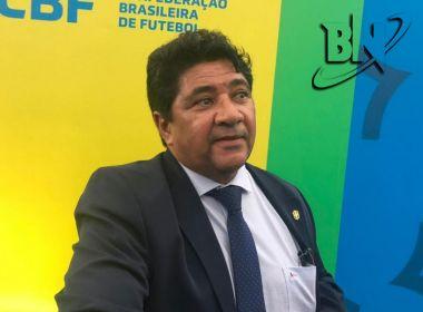 Ednaldo Rodrigues é indicado para comandar a CBF até o fim o processo de Caboclo