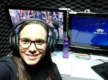 Nova narradora da TNT, 'baiana' Camilla Garcia lembra estreia na Champions: 'Inexplicável'