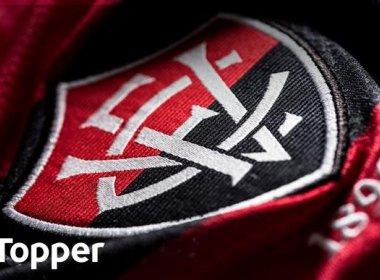 Bahia Notícias   Esportes   E.C. Vitória   Topper divulga imagem da ... dea2fd2656278