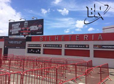 331dfaa38d Bahia Notícias   Esportes   E.C. Vitória   Vitória inicia venda de ...