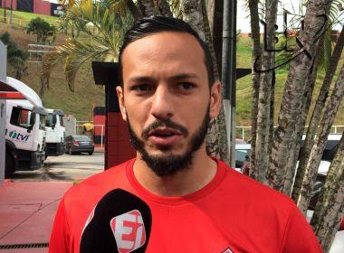 Copa do Brasil  Yago é suspenso por dois jogos e não pega o Inter no. Foto   Glauber Guerra   Bahia Notícias c294de8beec0c