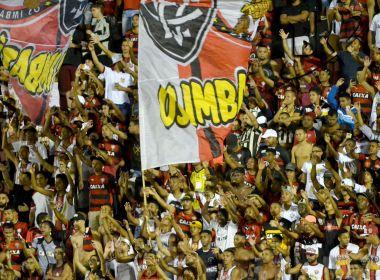 Vitória inicia venda de ingressos neste sábado para jogo contra o Corinthians