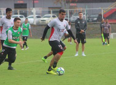 Vitória se reapresenta e vira chave para a decisão contra Corinthians pela  Copa do Brasil daa9c21275da1