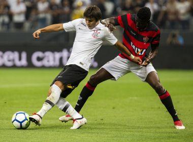 1bc18e0eb7 Bahia Notícias   Esportes   E.C. Vitória   Vitória perde para o ...