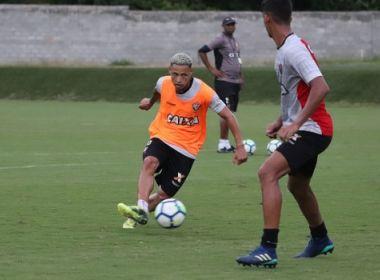 Bahia Notícias   Esportes   E.C. Vitória   Vitória faz único treino ... 7d5761f2f7d2f