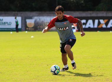 34869bada5 Bahia Notícias   Esportes   E.C. Vitória   Novo contratado do ...