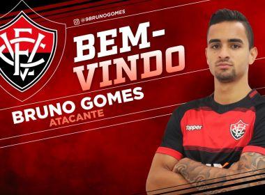 0d86f911de Vitória anuncia contratação de Bruno Gomes por empréstimo até junho de 2019