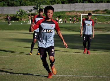 123934d1af48a Bahia Notícias   Esportes   E.C. Vitória   Integrado ao time ...