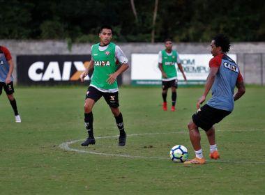 e1cd91423399b Bahia Notícias   Esportes   E.C. Vitória   Em jogo-treino