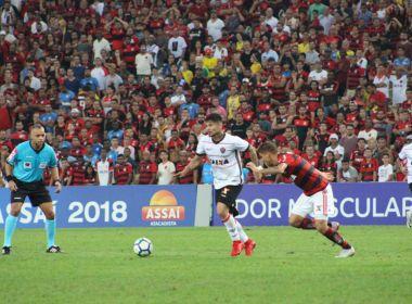 02898188b5 Bahia Notícias   Esportes   E.C. Vitória   Léo Ceará comenta retorno ...