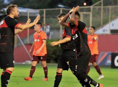 Bahia Notícias   Esportes   E.C. Vitória   Aspirantes  Com gols de ... cd32497ccbd43