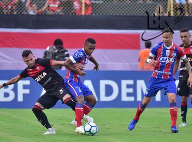 ae7ed15bc7e1b Bahia Notícias   Esportes   E.C. Vitória   Em jogo movimentado ...