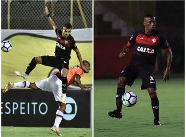 Vitória perde Lucas Fernandes e Jeferson para duelo contra o Cruzeiro 78026c7f372af