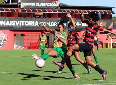 Vitória bate Lusaca e conquista o Campeonato Baiano de Futebol Feminino 7614b5c3d196b