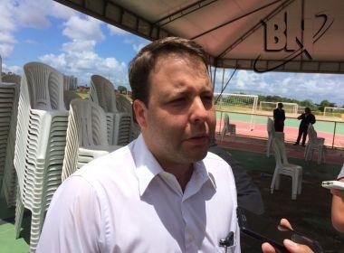 7d3c6fc8ca Presidente do Conselho Deliberativo do Vitória convoca reunião  extraordinária. Foto  Glauber Guerra   Bahia Notícias