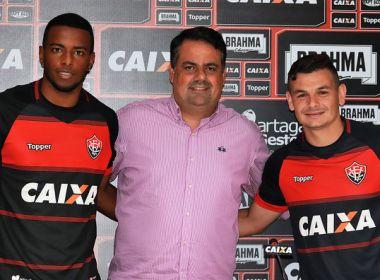 4faf9abf15984 Bahia Notícias   Esportes   E.C. Vitória   Vitória apresenta mais ...