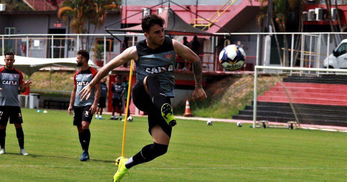 Bahia Notícias   Esportes   E.C. Vitória   Elenco principal do Vitória  realiza jogo-treino contra o Olímpia neste domingo no Barradão - 12 01 2019 45ee9e5c540ad