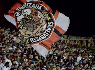 90fca85fe2 Vitória inicia venda de ingressos para partida contra o Vitória da Conquista