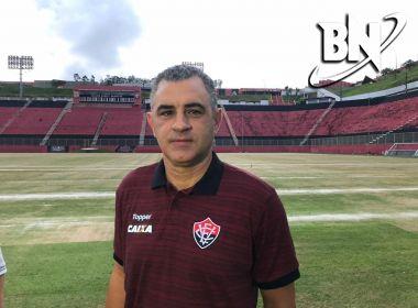 Chamusca integra nove jogadores do sub-23 para o time principal do Vitória 982b1d6cc73bb