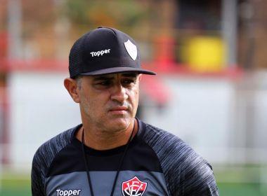 Marcelo Chamusca comanda treino intenso de olho no Vitória da Conquista 5f9f216152d28