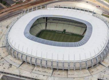 CBF define data do duelo entre Fortaleza e Vitória pela Copa do Nordeste