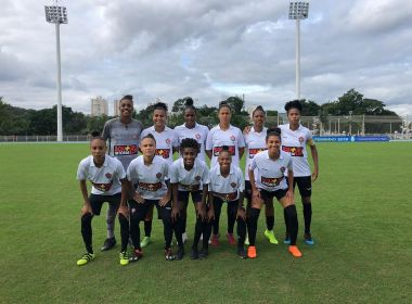 Fora de casa, Vitória vence o Internacional por 3 a 0 pelo Brasileirão Feminino