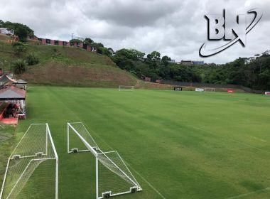 Atraso de salário causa aborrecimento e atrapalha treino do Vitória