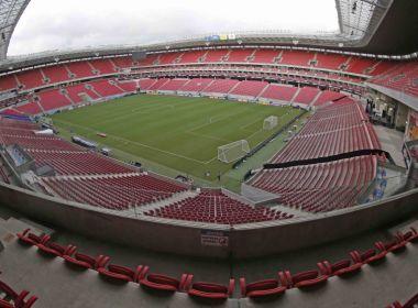 Vitória enfrenta o Sport na Arena de Pernambuco pela Copa do Nordeste