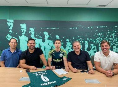 Vitória prorroga empréstimo de Luan ao Palmeiras e vende 15% dos direitos do jogador