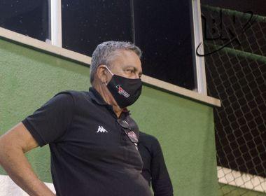 STJD determina suspensão preventiva de Paulo Carneiro, presidente do Vitória