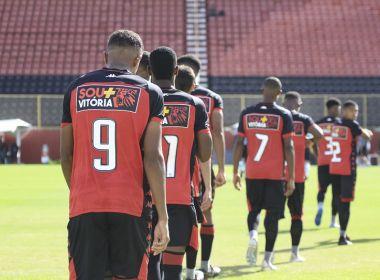 Vitória anuncia que grupo de atletas do sub-20 testou positivo para Covid-19